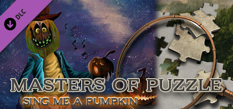 Masters of Puzzle - Halloween Edition: Sing Me a Pumpkin