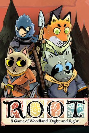 Root poster image on Steam Backlog