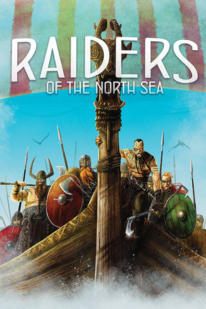 Raiders of the North Sea poster image on Steam Backlog