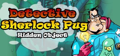Detective Sherlock Pug - Hidden Object. Relaxing games