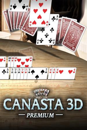 Canasta 3D Premium poster image on Steam Backlog