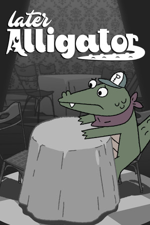 Later Alligator poster image on Steam Backlog