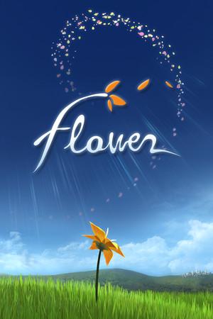 Flower poster image on Steam Backlog
