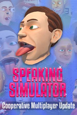 Speaking Simulator poster image on Steam Backlog