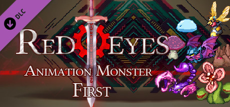 RedEyes Material Animation SV First Monster