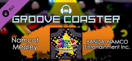 Groove Coaster - Namcot Medley