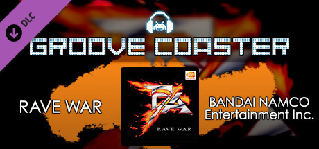 Groove Coaster - RAVE WAR