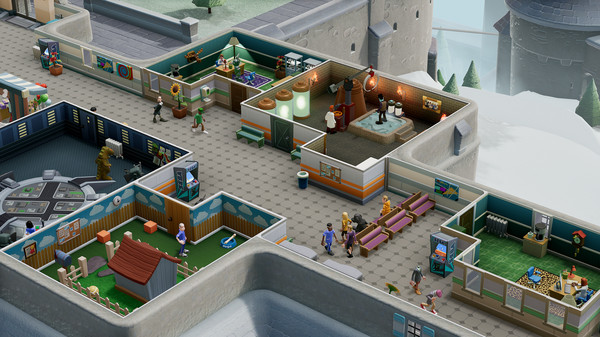 Скриншот №7 к Two Point Hospital Bigfoot
