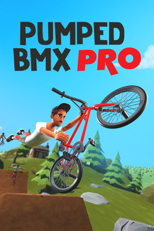 Pumped BMX Pro poster image on Steam Backlog