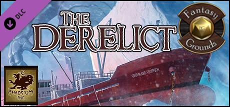 Fantasy Grounds - The Derelict (CoC7E)