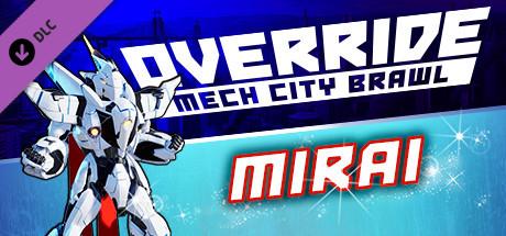 Купить Override: Mech City Brawl - Mirai DLC