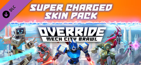 Super Charged Skin Pack