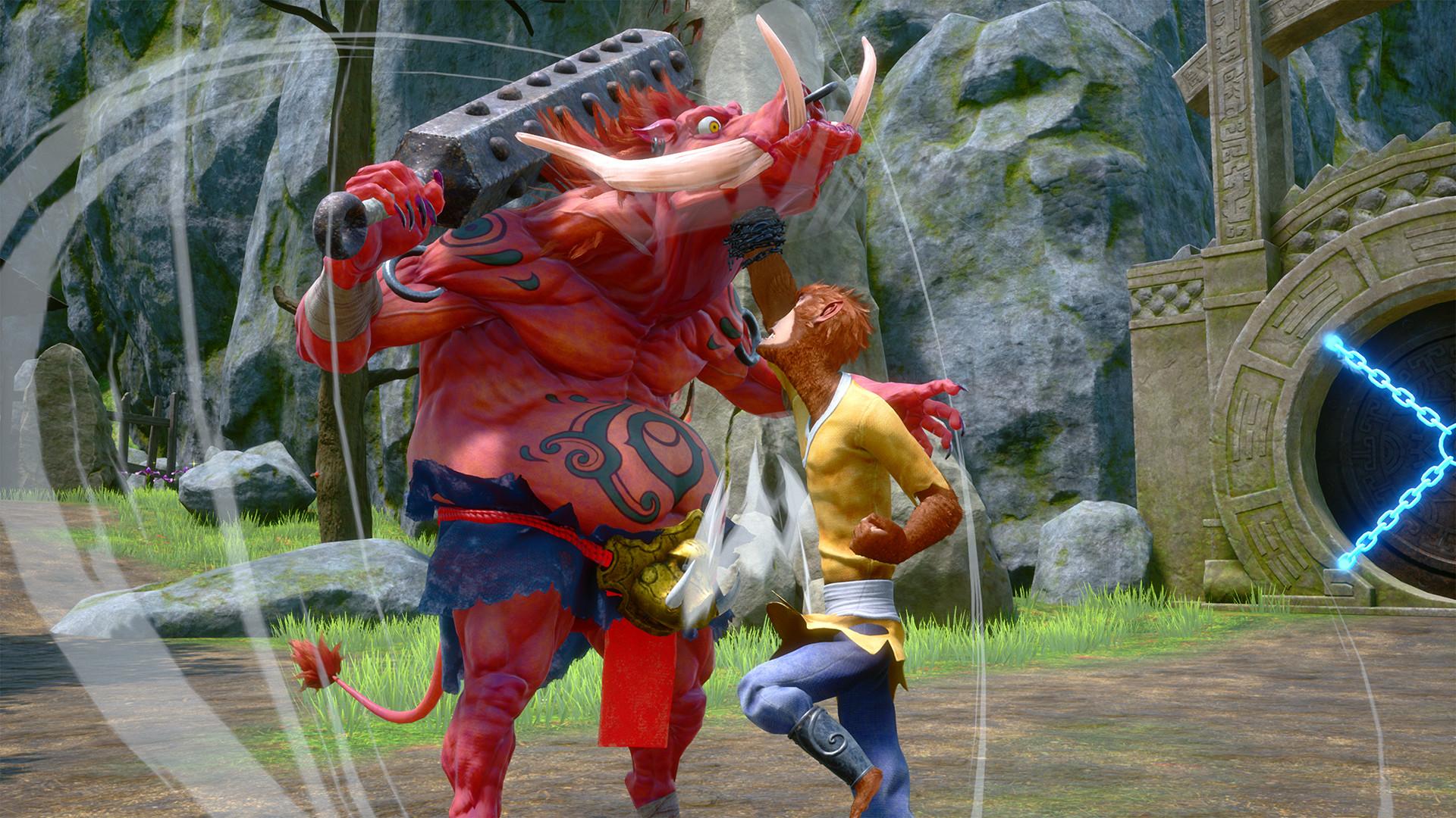 Resultado de imagem para monkey King: Hero is Back