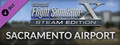 FSX Steam Edition: Sacramento Airport Add-On
