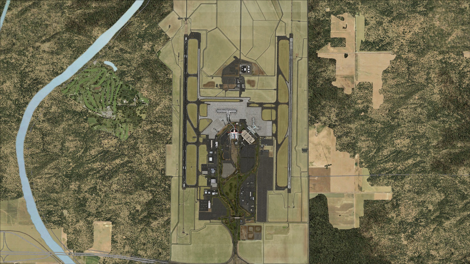 FSX Steam Edition: Sacramento Airport Add-On Steam Discovery