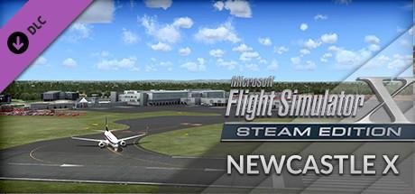 FSX Steam Edition: Newcastle X Add-On