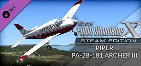 FSX Steam Edition: Piper PA-28-181 Archer III Add-On