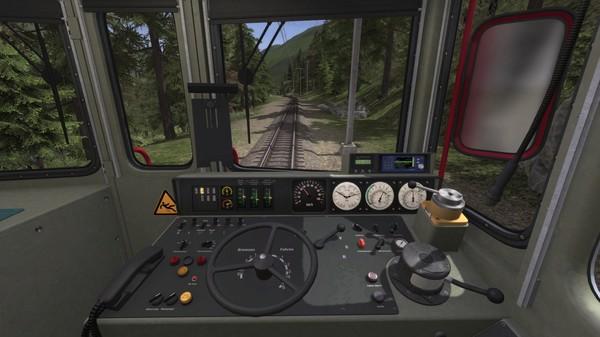 скриншот Train Simulator: RhB Enhancement Pack 03 Add-On 1