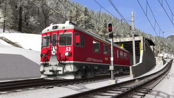 скриншот Train Simulator: RhB Enhancement Pack 03 Add-On 4