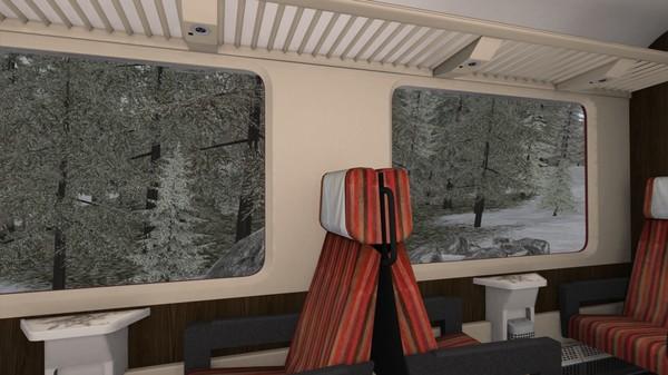 скриншот Train Simulator: RhB Enhancement Pack 03 Add-On 5