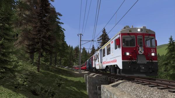 скриншот Train Simulator: RhB Enhancement Pack 03 Add-On 2
