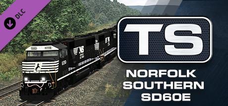Train Simulator: Norfolk Southern SD60E Loco Add-On