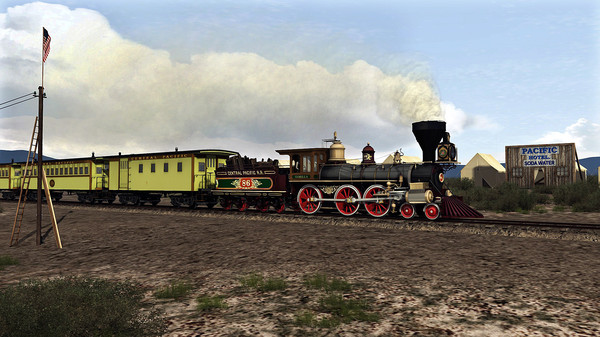 скриншот Train Simulator: Promontory Summit Route Add-On 5