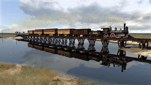 скриншот Train Simulator: Promontory Summit Route Add-On 0