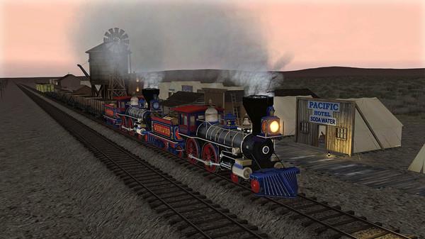 скриншот Train Simulator: Promontory Summit Route Add-On 4