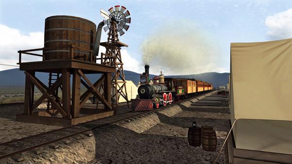 скриншот Train Simulator: Promontory Summit Route Add-On 1
