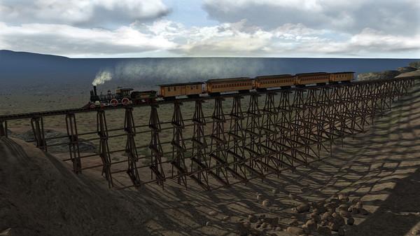 скриншот Train Simulator: Promontory Summit Route Add-On 3
