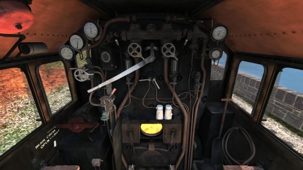 скриншот Train Simulator: LMS Rebuilt Patriot Class Steam Loco Add-On 4