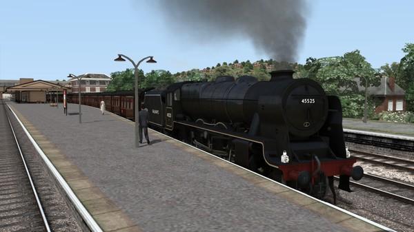 скриншот Train Simulator: LMS Rebuilt Patriot Class Steam Loco Add-On 2