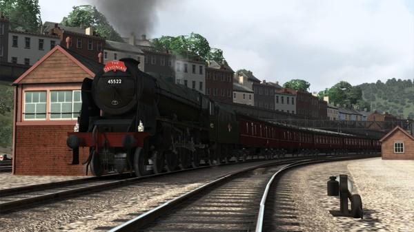 скриншот Train Simulator: LMS Rebuilt Patriot Class Steam Loco Add-On 1