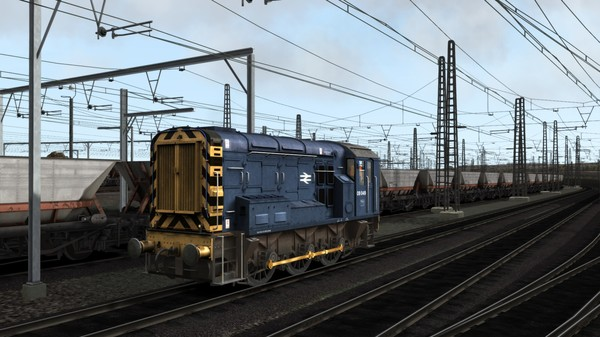 скриншот TS Marketplace: Woodhead Electric Railway in Blue Scenario Pack 01 0