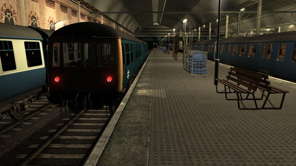 TS Marketplace: Woodhead Electric Railway in Blue Scenario Pack 01 (DLC)