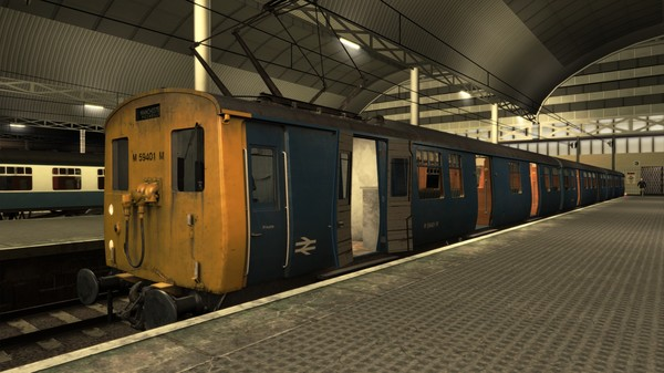 скриншот TS Marketplace: Woodhead Electric Railway in Blue Scenario Pack 01 5