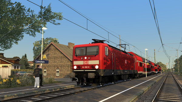 скриншот Train Simulator: Inselbahn: Stralsund – Sassnitz Route Add-On 5