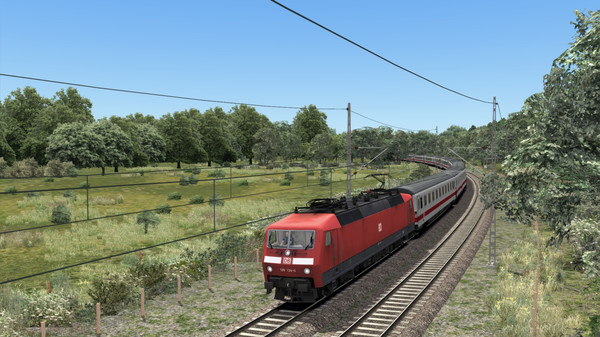скриншот Train Simulator: Inselbahn: Stralsund – Sassnitz Route Add-On 3