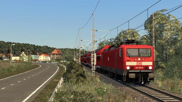 Train Simulator: Inselbahn: Stralsund – Sassnitz Route Add-On (DLC)