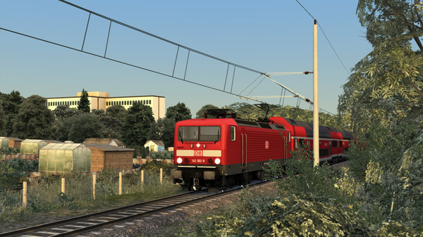скриншот Train Simulator: Inselbahn: Stralsund – Sassnitz Route Add-On 0