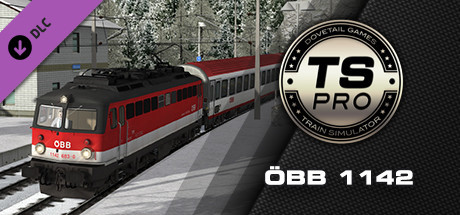 Train Simulator: ÖBB 1142 Loco Add-On