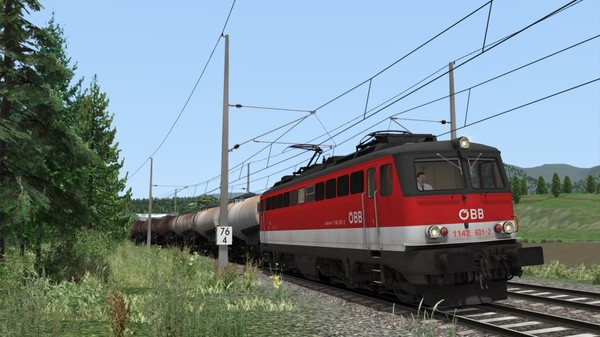 скриншот Train Simulator: ÖBB 1142 Loco Add-On 2