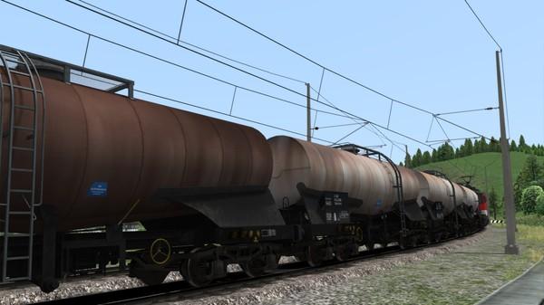 скриншот Train Simulator: ÖBB 1142 Loco Add-On 4