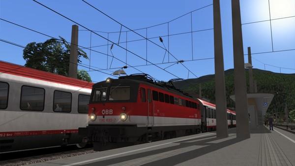 скриншот Train Simulator: ÖBB 1142 Loco Add-On 1