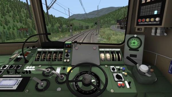 скриншот Train Simulator: ÖBB 1142 Loco Add-On 3