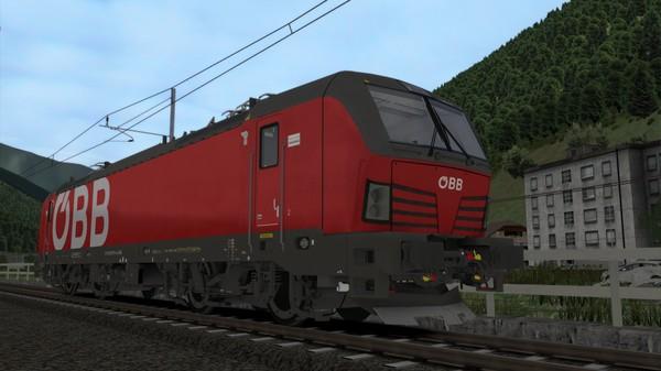 скриншот Train Simulator: ÖBB 1293 Loco Add-On 3