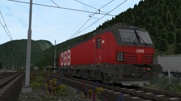 скриншот Train Simulator: ÖBB 1293 Loco Add-On 4