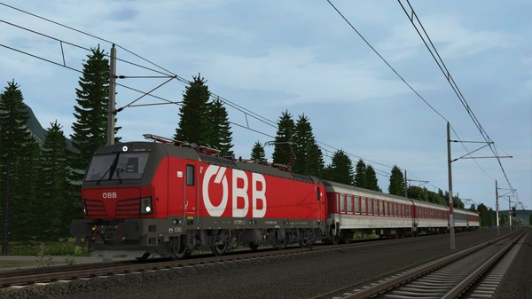 скриншот Train Simulator: ÖBB 1293 Loco Add-On 1