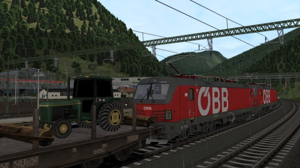 скриншот Train Simulator: ÖBB 1293 Loco Add-On 5